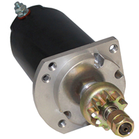 Starter Motor for John Deere AM34753  AM37725 SAB0042 Johnson Electric 4809804  Kohler 41-098-05  45-098-04  45-098-05  48-098-01  48-098-02  48-098-04  48-098-05  A277214  A277599  United Technologie