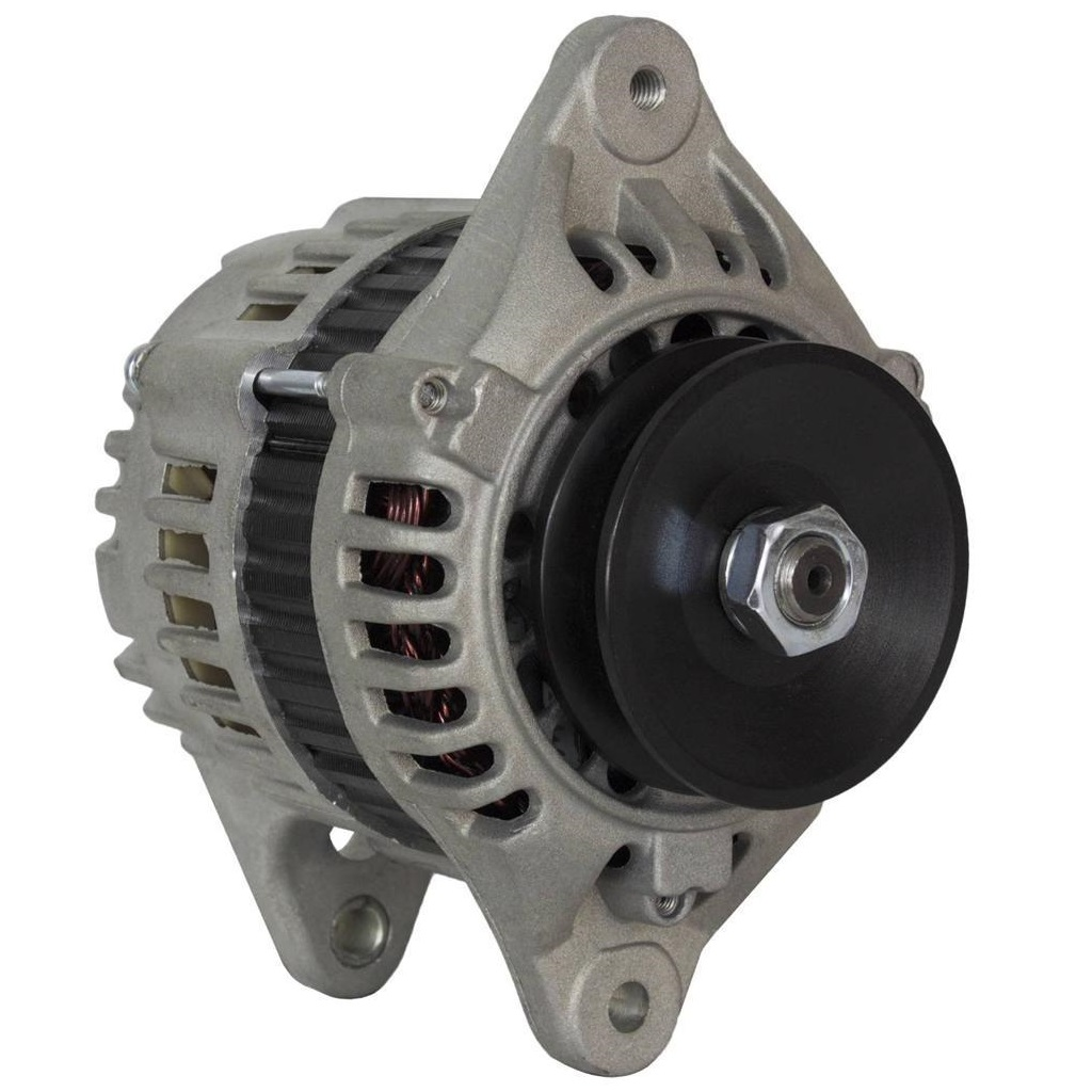 Skid Steer Loader,Yanmar 3TNE84 engine Alternator LR140701B LR140714 LR140714B LR140716 LR140721 LR140721B