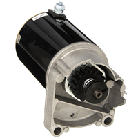 Starter Motor for Briggs & Stratton Engines 393017   John Deere AM38984  AM39287 Lester/WAI 5743 SBS0008