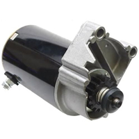 Starter Motor for Briggs & Stratton Engines 399928  495100 Lester/WAI 5744 SBS0009