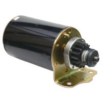 Starter Motor for Briggs  Stratton Engines 393499   Generac 075255  John Deere AM106883   Toro 78-4340 Lester WAI 5746  5778 SBS0004