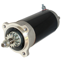 Starter Motor for Cushman 884932  884982  United Technologies 2020040  2020040MO30SM 5765