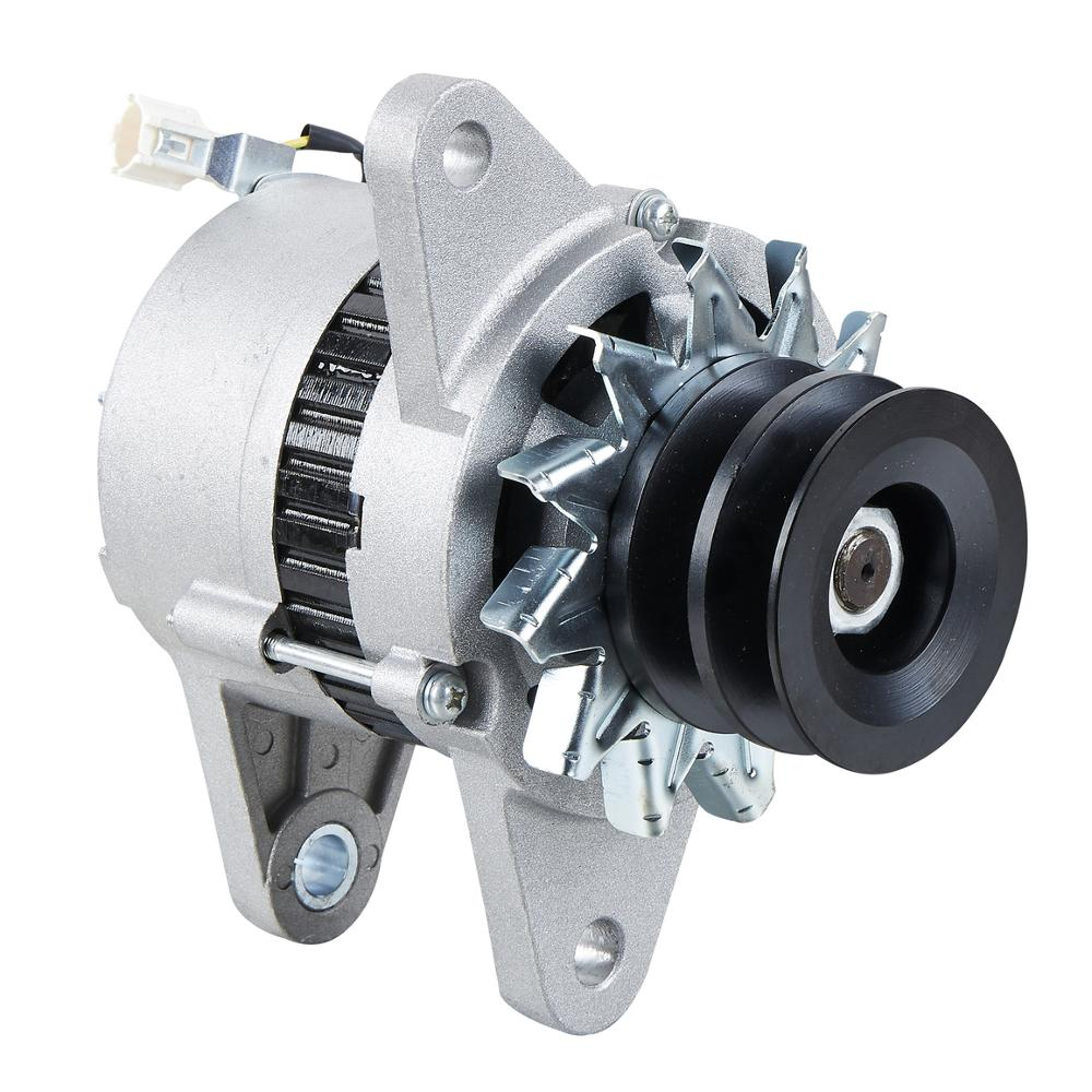 Hitachi EX200-2 Excavator Alternator 1812004401 1812004402 0330006550 0330006551 0330006552