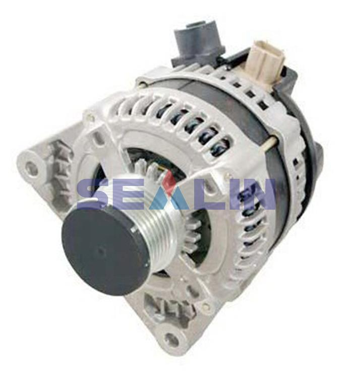 Alternator for Denso 104210-3511, 104210-3512 HC PARTS CA1865IR, CA1834IR,  CARGO 113849 Lester/WAI 23821