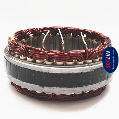 Stator for Bosch alternator 12V 80A