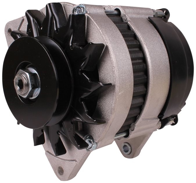 Alternator for Lucas 24274, 54022337 HC PARTS CA1330IR FORD, NEW HOLLAND