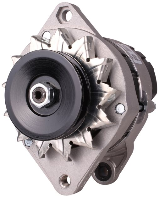 Alternator for Magneti Marelli 63320024, 63321042 HC PARTS CA642IR, CARGO 111418 Lester/WAI 23695