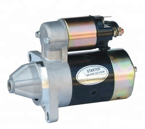 QD114 Electric Starter for 170F,178F,186F diesel engine(7 days delivery) - Original supplier