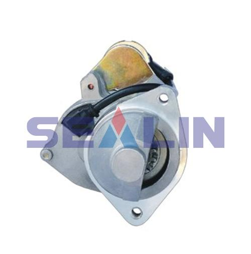 Generator Parts Starter for 182F/188F/KG390 Gasoline QDJ112