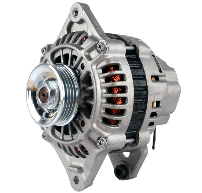 Mitsubishi Alternator A5T06591 A5T07591 PW536095  JA1181IR