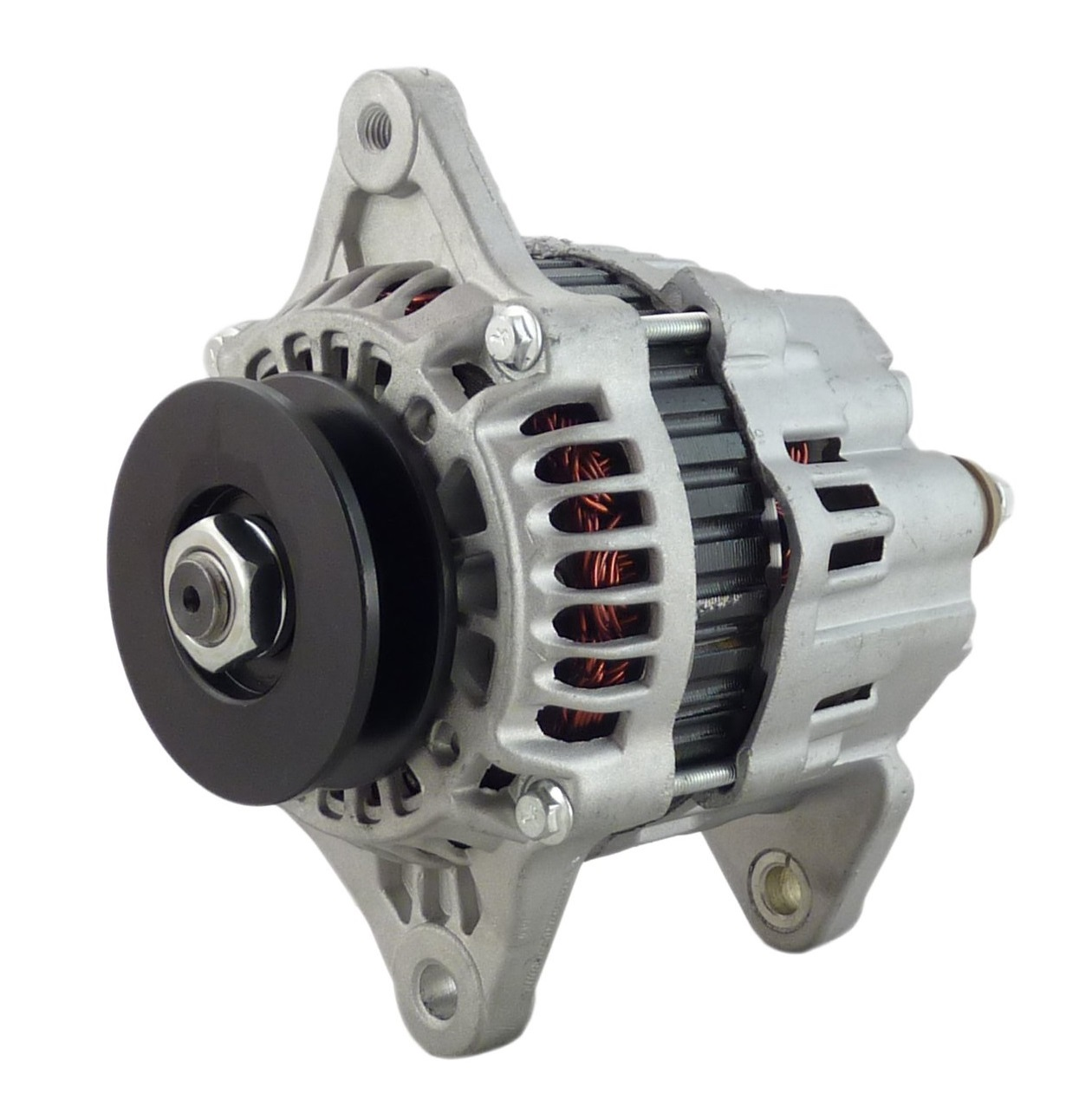 Forklift Alternator for Hyster A7T03277 A7T03277A A7TA2283 7000215 1361853 1450928 3068342 3123908 800045600 S5SN-18-300 S5SN-18-300A 00591-33580-81 00591-55973-81 1500145-04 2690027-70 5059605-6
