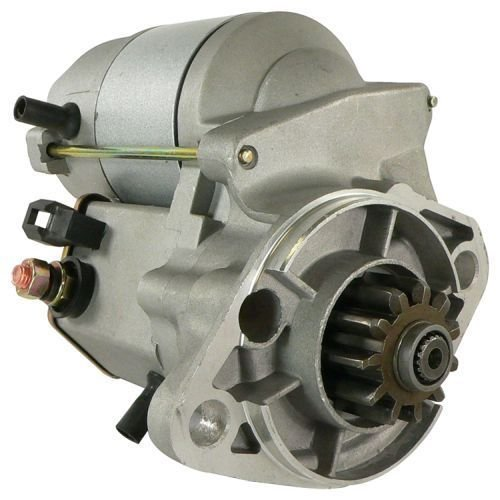Starter for Kubota Equipment w/ F2302 V1903 Engines  17381-63014 17381-63015