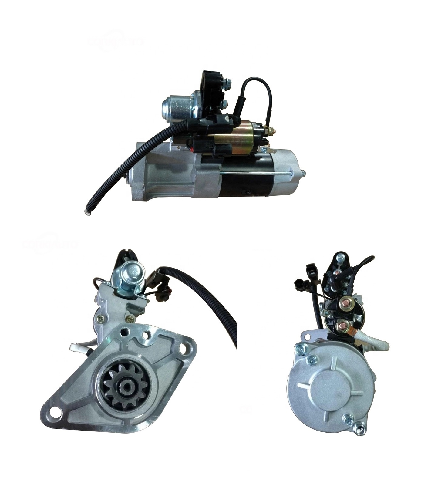 Starter Motor for HYUNDAI LIGHT HD72 HD78  209-070 36100-41100 36100-45700 24V 5.0KW 11T
