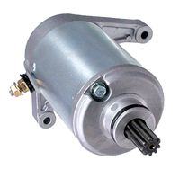 ATV STARTER MOTOR FOR Yamaha BIG BEAR 350 YFM350 YFM350F 1UV-81800-50 1UY-81800-51-00 1UY-81890-00-00 1UY-81890-11 18756N