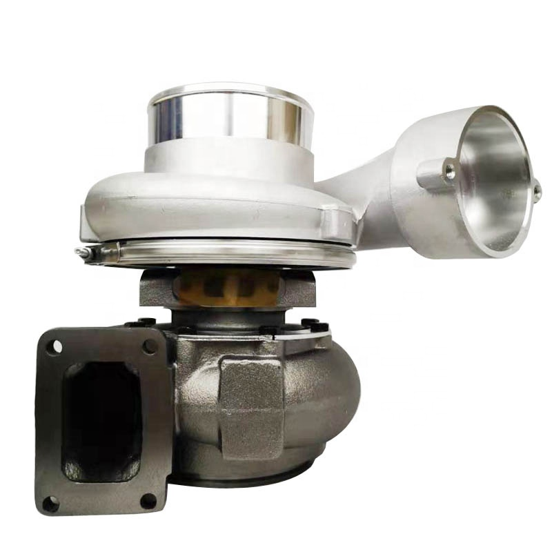 Turbocharger GTB4708BLN 740464-0020 740464-5020 3016871 turbo for Caterpillar Truck 3508B 3516 3516B diesel
